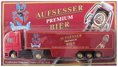 Aufsesser Nr.02 - Premium Bier, Privatbrauerei Rothenbach - MB Actros - Sattelzug