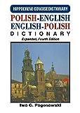 Polish-English/English Polish Concise Dictionary (Hippocrene Concise Dictionary) - Iwo Pogonowski