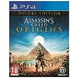 Assassin's Creed: Origins - Deluxe Edition/PS4 [Importación inglesa]