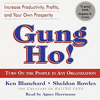 Gung Ho! cover art