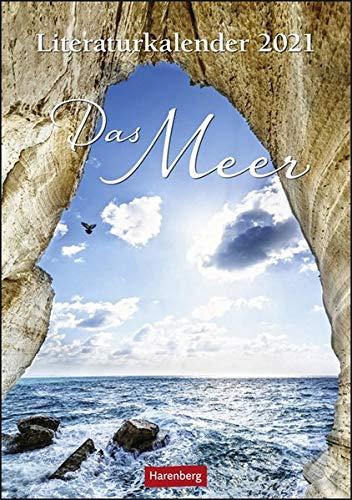 Literaturkalender Das Meer Kalender 2021