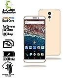 Indigi® 4G LTE SmartPhone 5 Display Android 6 2Sim T-Mobile Unlocked + Bluetooth