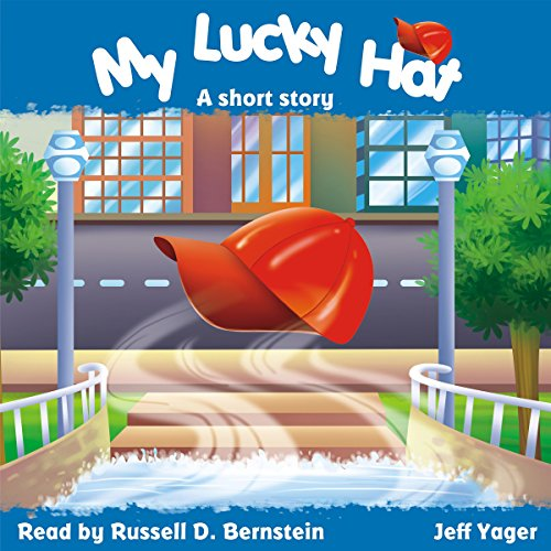 My Lucky Hat audiobook cover art