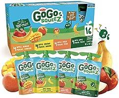 Go Go Squeez Fruit Sauce