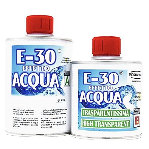 PROCHIMA FE034FG320 E 30 Effetto Acqua A+B, Trasparente, 320 GR