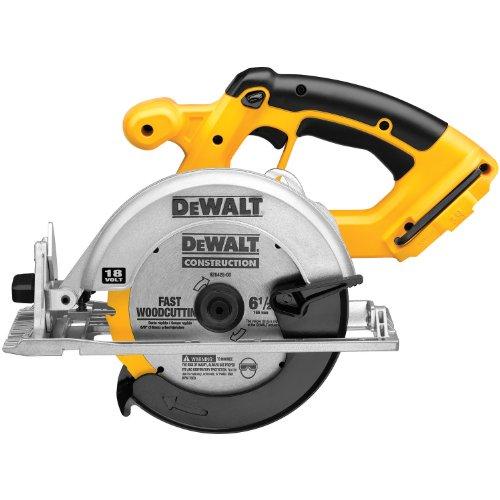 DEWALT DC390B 8-Volt Cordless Circular Saw