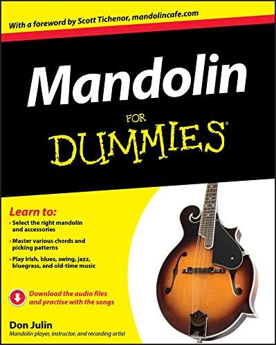 Mandolin For Dummies (English Edition)