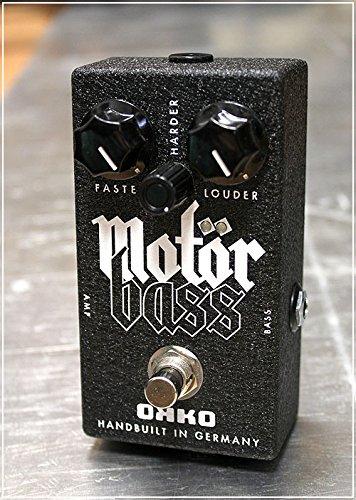 OKKO Motörbass Bass Distortion