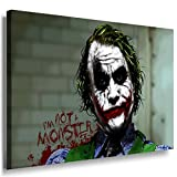 I am not a monster Joker Leinwandbild / LaraArt Bilder /
