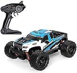 Deportes al aire libre Coche RC de alta velocidad 1/18 Camión todoterreno con tracción en las cuatro ruedas 2.4G Modelo de vehículo de control remoto eléctrico para niños El mejor cumpleaños para a