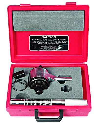 Stanley Proto J6232 Torque Multiplier 3200 Ft-Lbs