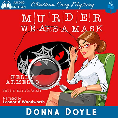 Murder Wears a Mask Audiobook By Donna Doyle cover art