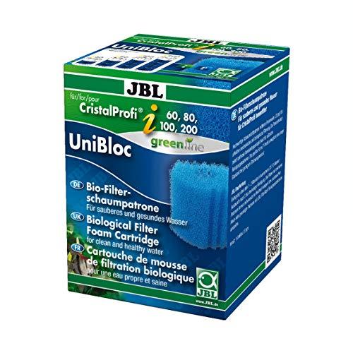 JBL UniBloc 6092800, Ersatz-Schaumstoffpatrone für JBL CristalProfi i60 bis 200