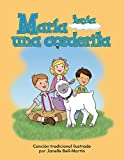 Maria Tenia Una Corderita (Mary Had a Little Lamb) Lap Book (Spanish Version) (La Escuela (School)) (Literacy, Language, & Learning)