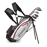 TaylorMade Phenom Complete Youth Golf Set with Bag