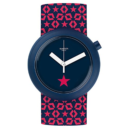 Swatch la Originals pnn100 lillapop Swiss reloj