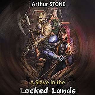 A Slave in the Locked Lands cover art