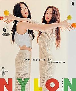韓国雑誌 NYLON(ナイロン) 2020年 5月号 (Red Velvetのアイリーン&スルギ表紙 A TYPE/チョ・ボア、ハニ、MONSTA Xのヒョンウォン、nafla...