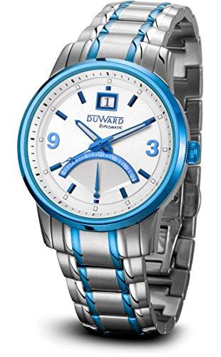 Reloj Duward para Caballero colección Muestrario Diplomatic Modelo D95700.71
