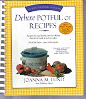 Deluxe Potful of Recipes 0399529659 Book Cover