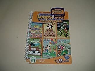 LeapPad - Leap's Pond Activity & Game Book (Ages 4-7)