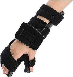 Tutore per polso per alleviare il dolore al polso, regolabile, supporto da polso per la stabilizzazione della mano, per il...