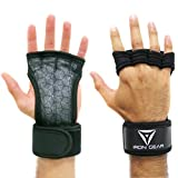 Iron Gear Amazingly Comfortable Lightweight Durable Workout Gloves/Use for Weightlifting Gloves, Crossfit Gloves/Crossfit Gloves for Men and Crossfit Gloves Women Premium Quality Equipment (S)