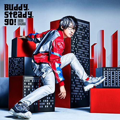 [Single]Buddy,steady,go! – 寺島拓篤[FLAC + MP3]