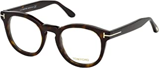 FT5489 Oval Acetate Eyeglasses TF5489