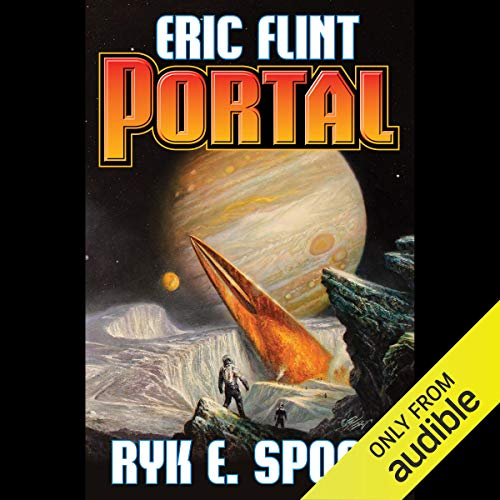 Portal audiobook cover art