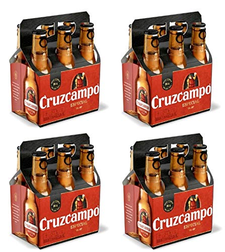 Bier Cruzcampo Especial 24x20cl (Pack 24 Flaschen)