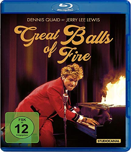 Great Balls of Fire [Blu-ray]