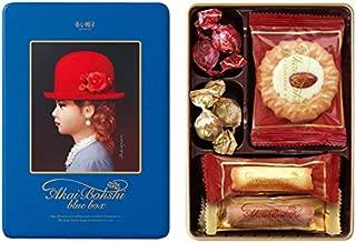 赤い帽子 ブルー 缶 68g