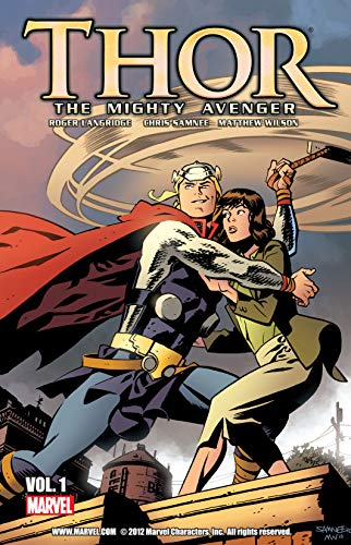 Thor: The Mighty Avenger Vol. 1 (English Edition)