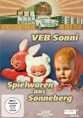 VEB Sonni - Spielwaren aus Sonneberg [Edizione: Germania]