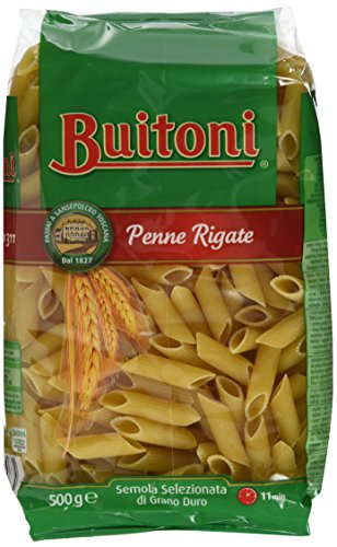 Buitoni Penne Rigate, 12er Pack (12 x 500 g Packung)