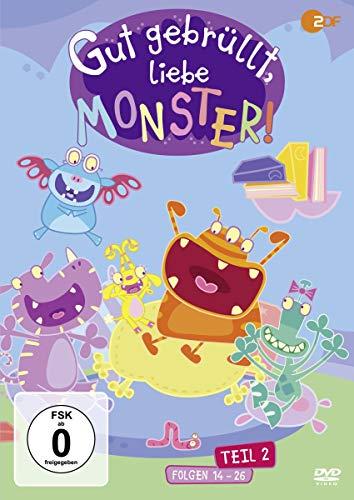 Gut Gebrüllt, Liebe Monster! Teil 2