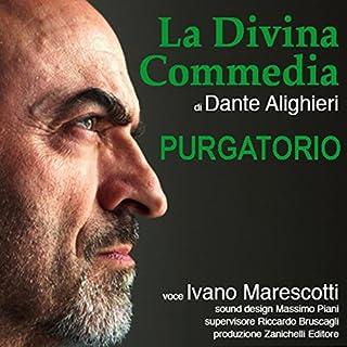 La Divina Commedia: Purgatorio copertina