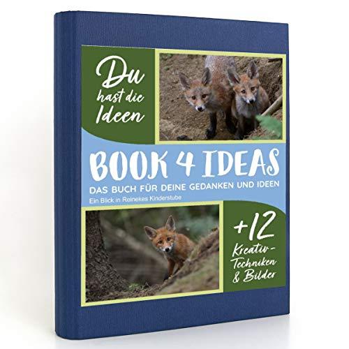 BOOK 4 IDEAS modern | Ein Blick in Reinekes Kinderstube, Eintragbuch mit Bildern