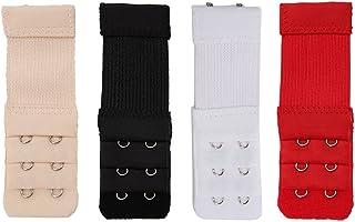 Ximark حمالة الصدر حزام تمديد الظهر حزام الملابس الداخلية للمرأة سيدة 2 السنانير 3 صفوف