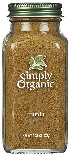 Simply Organic Cumin 2.31 Max 67% OFF oz 65 X oz. by 1 g O New item