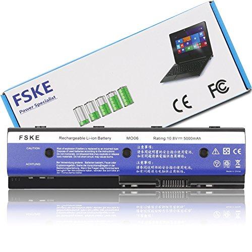 FSKE® HSTNN-LB3N MO06 Batería para HP Pavilion DV7-7000 DV6-7000 DV4-5000 Serie Notebook Battery, 6-Celdas 10.8V 5000mAh