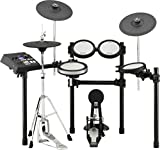 Yamaha DTX700 Series Electronic Drum Set (DTX700K)