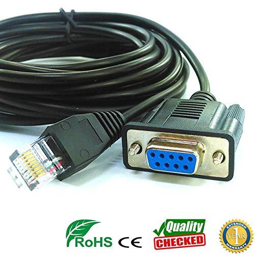 ShineBear USB rs232 a rj11 cable serie para PC conectar celestron nexstar...