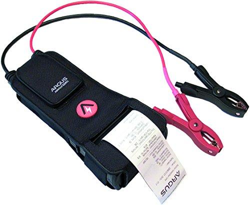 Kunzer AA500PWP Argus-Batterietester mit Drucker, Komplett mit Bereitschaftstasche und 2 Rollen Ther