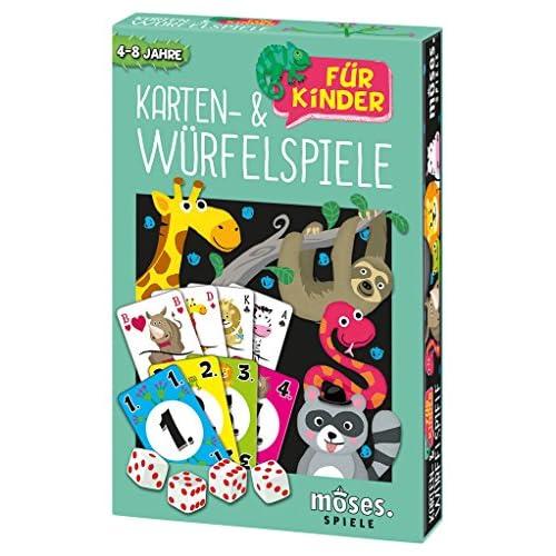 Karten- und Wrfelspiele fr Kinder