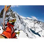 GoPro Performance Chest Mount (All GoPro Cameras) - Official GoPro Mount 15 Lightweight, flexible construction balances comfort and performance Padded and breathable materials stay comfortable during any activity Fully adjustable to fit a wide range of body types and over heavy winter jackets