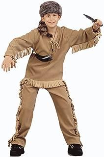 Child's Daniel Boone Halloween Costume (Size: Large 12-14)