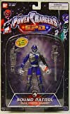 Power Rangers SPD Sound Patrol Action Figure Blue Ranger