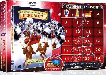 Les Secrets Merveilleux du Père Noël [Calendrier de lAvent +
